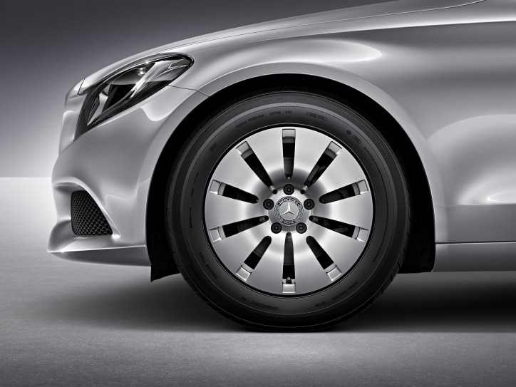 16-inch mercedes wheel sets