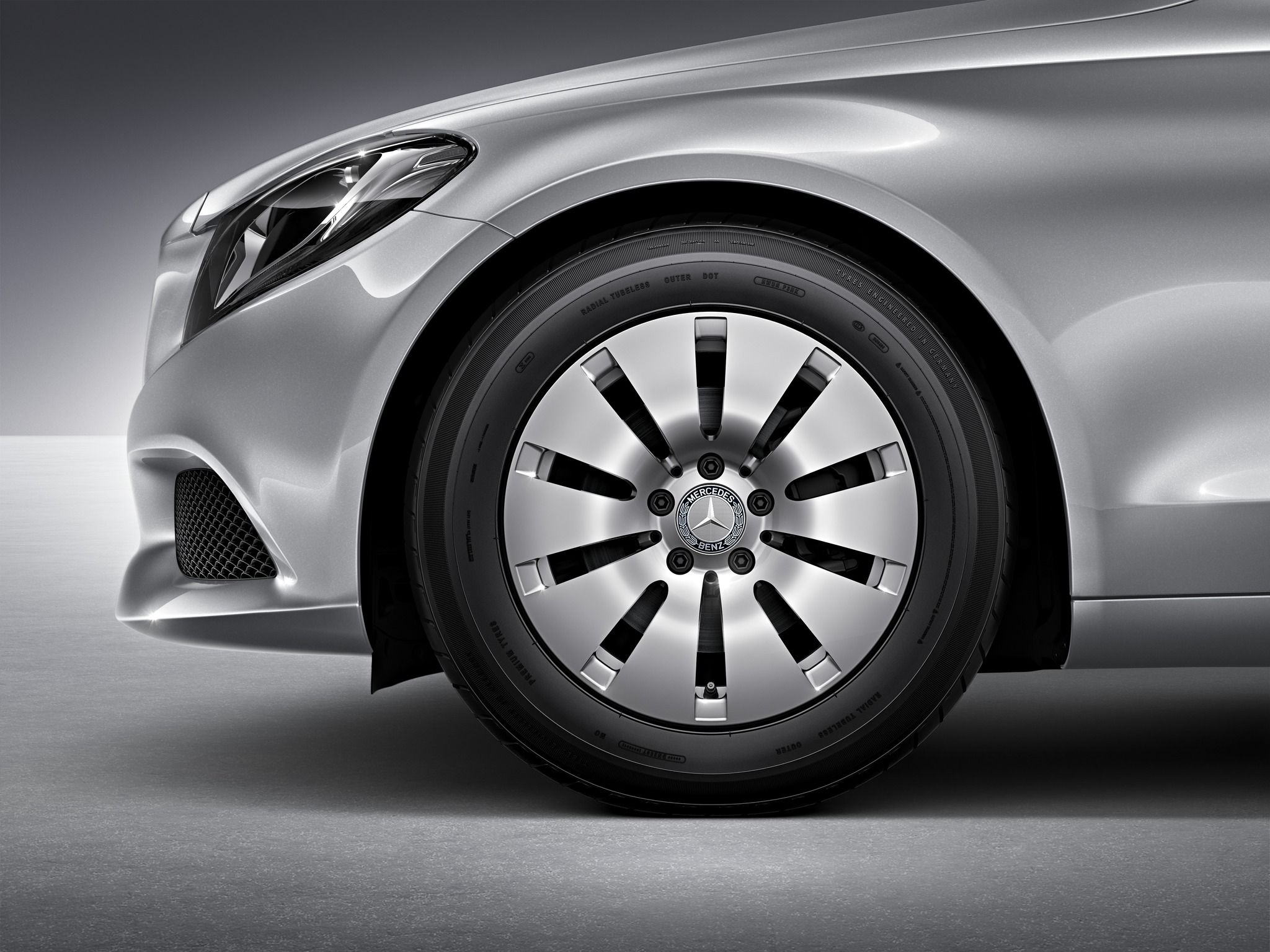 16 inch mercedes wheel sets The Impact of Mercedes Wheel Sets to Emission and Fuel Consumption
