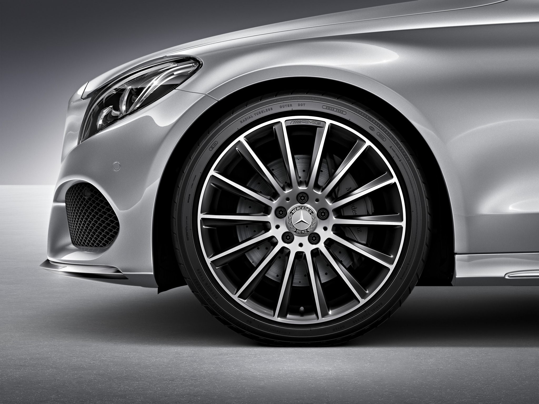 The impact of mercedes wheel sets to emission and fuel for Mercedes benz wheel