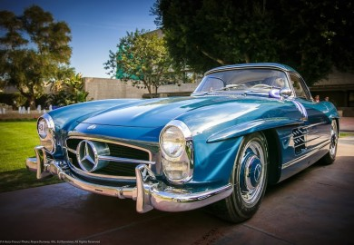1957 mercedes 300 sl roadster