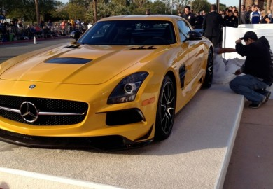 2014 Mercedes SLS AMG Black Series 3