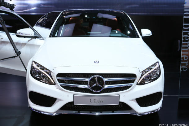 2015 mercedes c class U.S. Gets Two Versions of the Mercedes C Class
