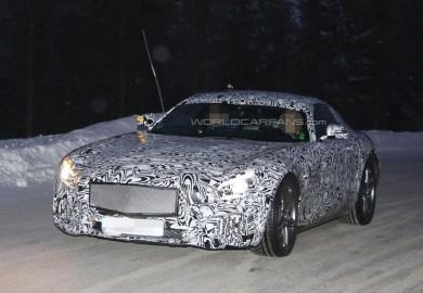 2015 AMG GT