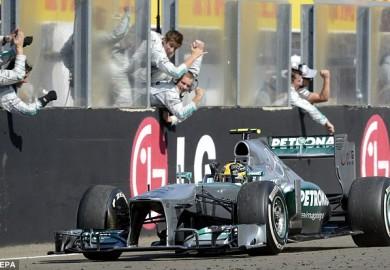 Formula 1 Drivers' Numbers