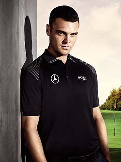 Martin Kaymer Golfer Mercedes Benz Brand ambassador 250 Martin Kaymer is the Newest Mercedes Benz Brand Ambassador