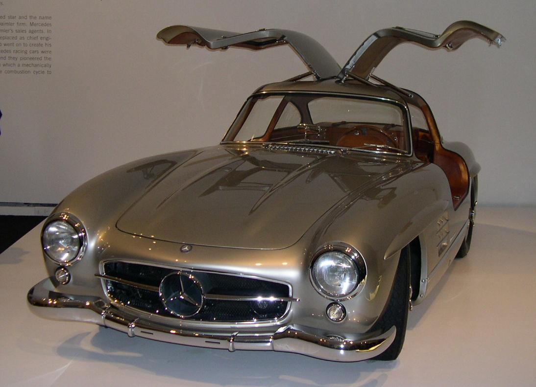Mercedes 300 SL Gullwing The Mercedes 300 SL Gullwing Remains Among the Hottest Commodities in Auctions