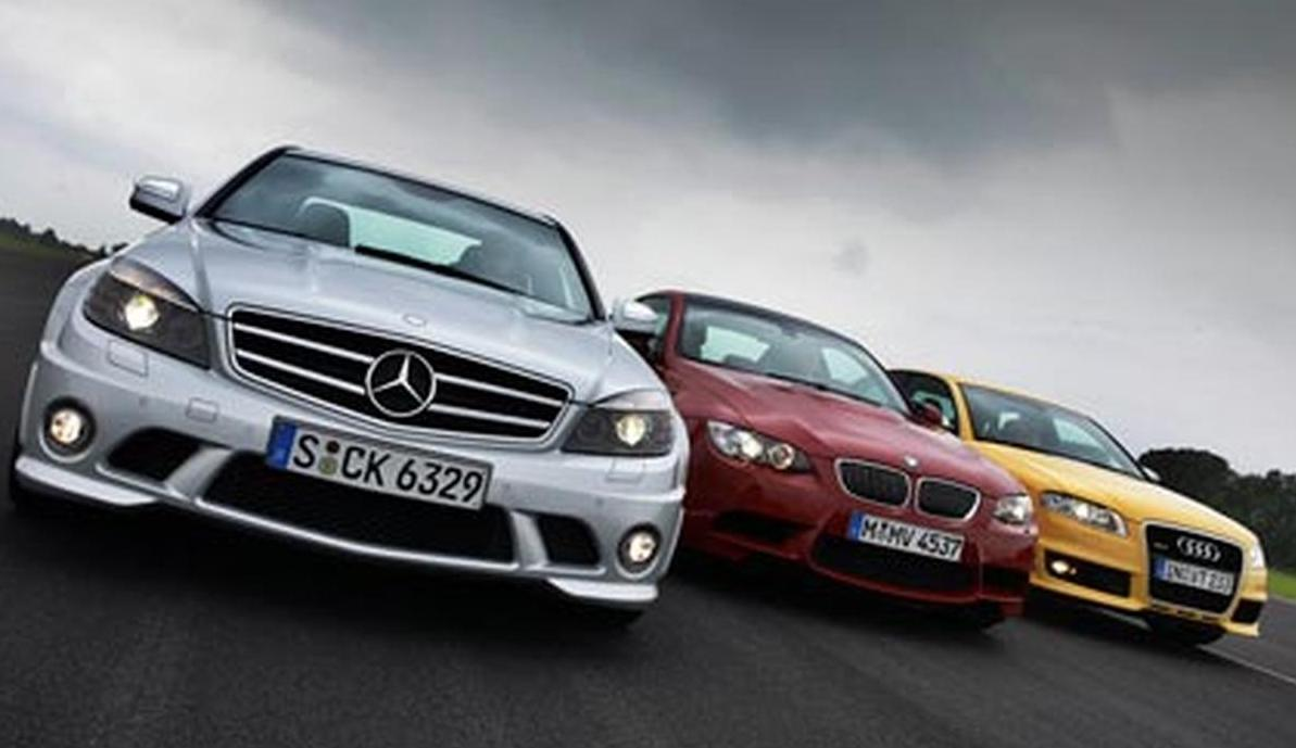 What Drives The Mercedes Audi And Bmw Race For