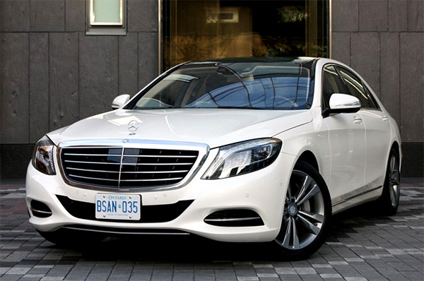 Mercedes Benz S 500 white Mercedes Benz India Considers Local Assembly of S 500