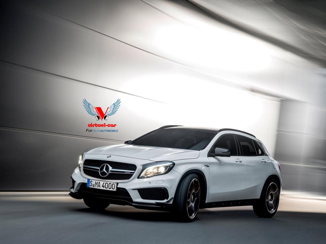 Mercedes GLA 45 AMG Mercedes GLA 45 AMG and S600 Maybach Coming Out on January