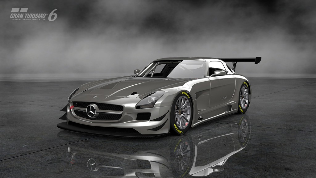 mercedes racing games featuring mercedes sls amg gt