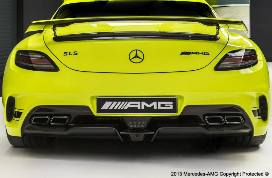 mercedes sls amg black series3