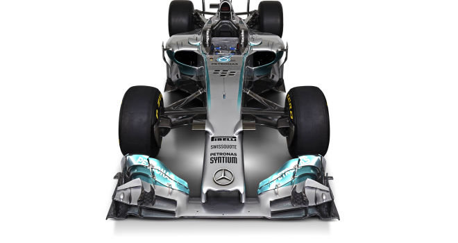mercedes w051 The Mercedes W05 is Finally Unveiled