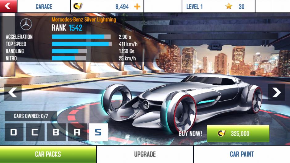 Silver Lighting In Mercedes Racing Games Benzinsider Com