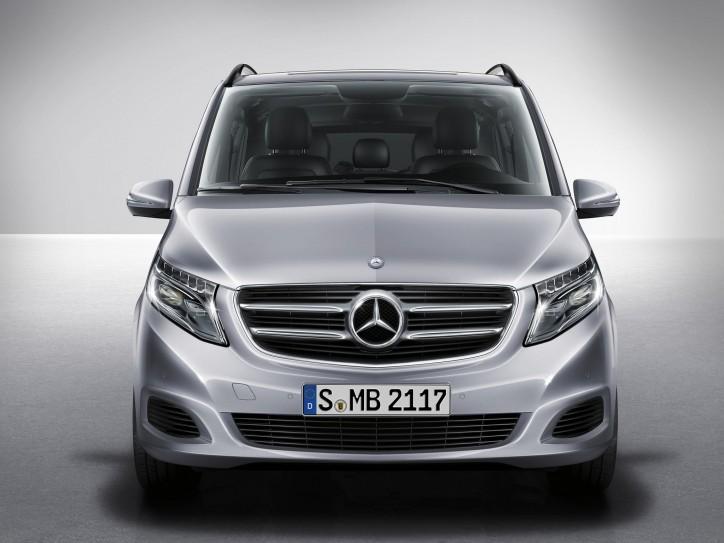 2015 Mercedes V-Class