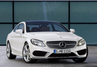 2015 mercedes c-class coupe