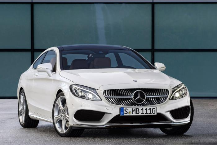 mercedes benz 2014 c class coupe four door mercedes c class coupe. Cars Review. Best American Auto & Cars Review