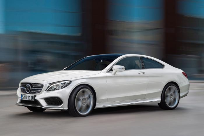 The 2015 mercedes c class in different forms - Mercedes c class coupe 2014 ...