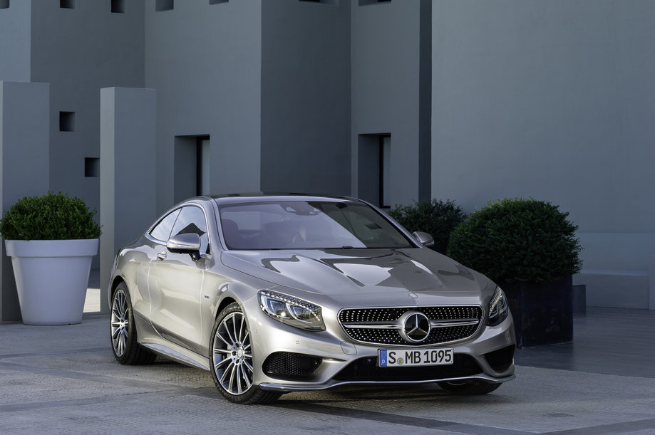 2015 mercedes s class coupe 5 2015 Mercedes S Class Coupe Officially Announced