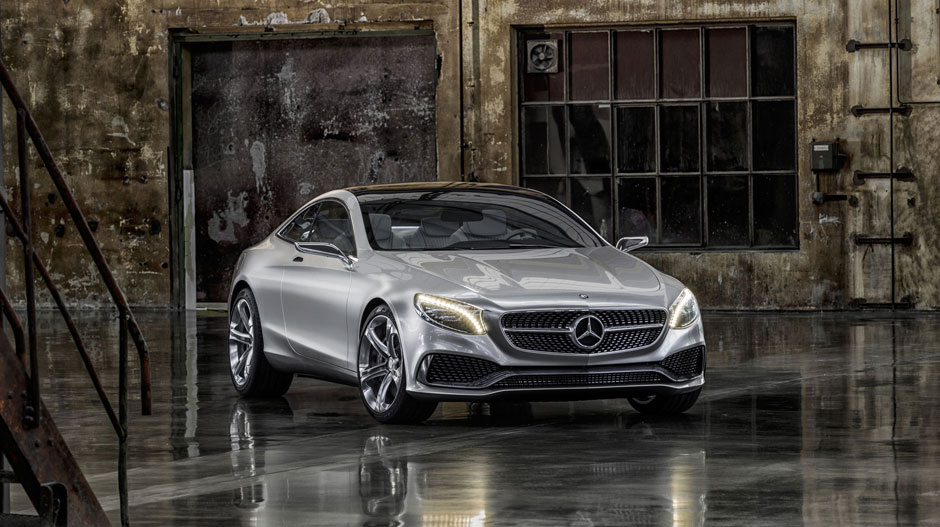 2015 s class coupe concept What We Know So Far About the 2015 S Class Coupe