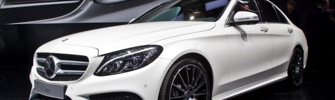 mercedes c-class sensual purity video