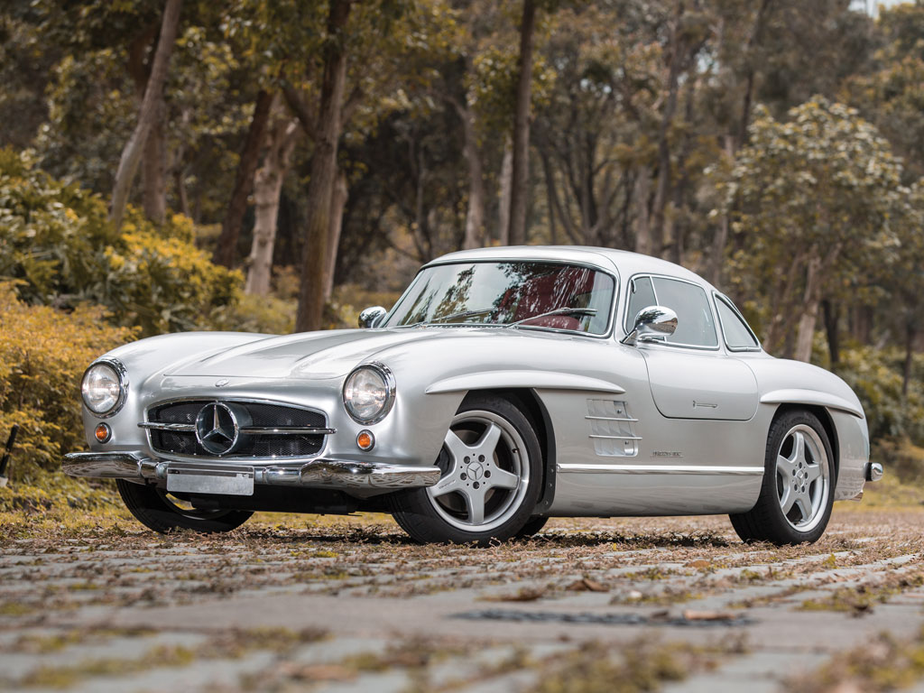 117 Auction Set For Unique 1954 Mercedes Benz 300SL AMG