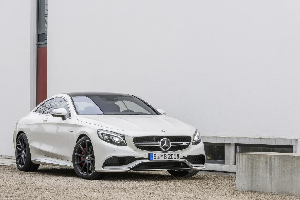 13C1237 097 More Official Photos of the Mercedes S63 AMG Revealed