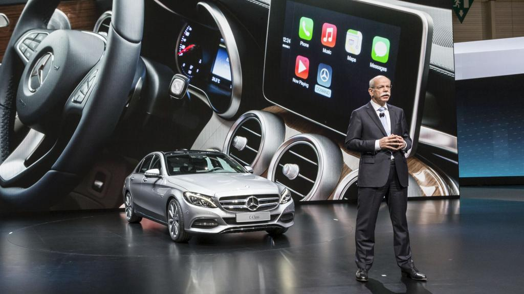 14C189 004 Mercedes Showcases Products at the 2014 Geneva Motor Show