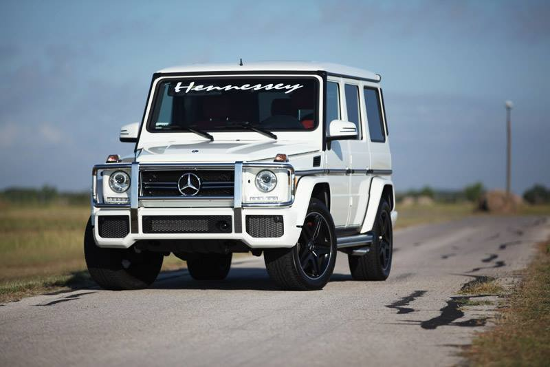 19 Hennessey Performance Provides HPE700 For The Mercedes Benz G63 AMG