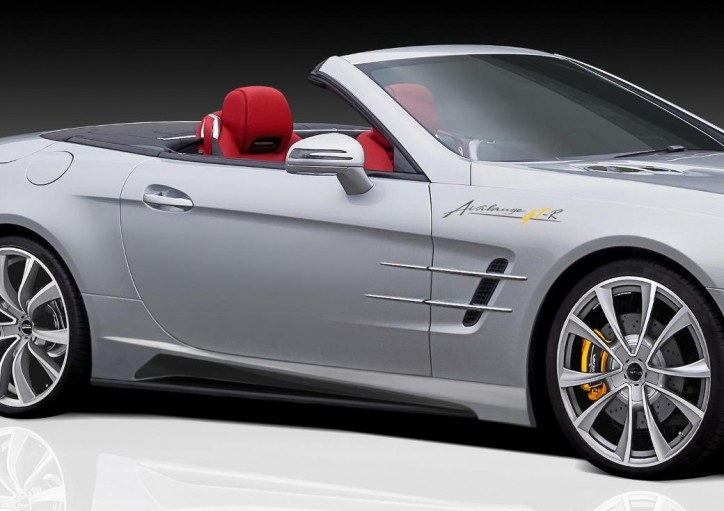 Images Of Mercedes-Benz SL Avalange GT-R From Piecha Design Unveiled