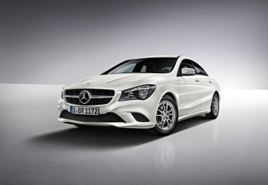 Mercedes-Benz CLA Class With 4Matic Feature Enters The Market