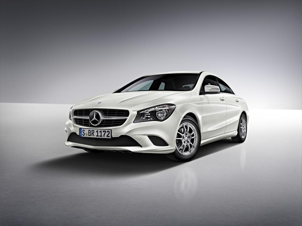 811 Mercedes Benz CLA Class With 4Matic Feature Enters The Market