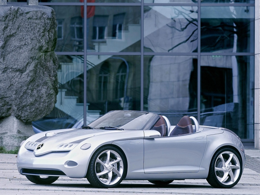82 Mercedes Benz May Consider Discussing A Mercedes Benz SLA Roadster