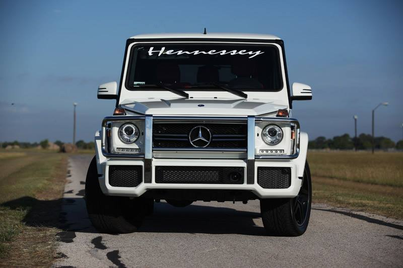 hennessey performance provides hpe700 for the mercedes benz g63 amg a. Black Bedroom Furniture Sets. Home Design Ideas