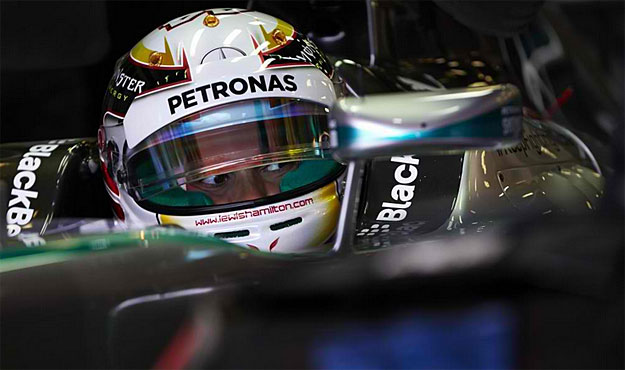 Mercedes AMG Lewis Hamilton 2014 F1 Season F1: No need to replace Hamiltons engine for Malaysian GP