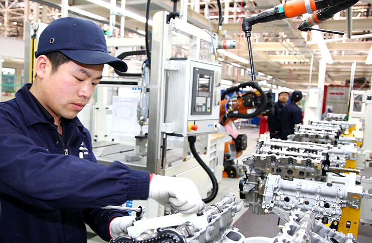 Mercedes Benz China plant Mercedes Benz to double Beijing plant capacity