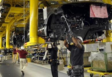 Mercedes job at Alabama
