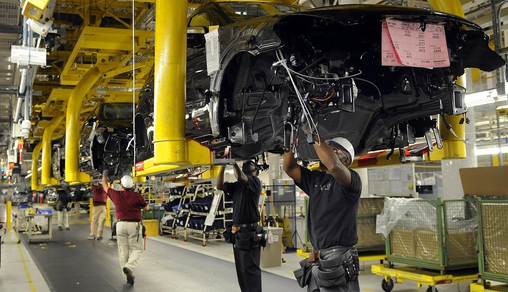 Mercedes job openings at the company 39 s alabama plant for Mercedes benz jobs alabama