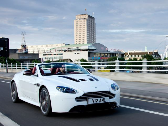 aston martin Aston Martin Will Likely Use the MSA Platform of Mercedes