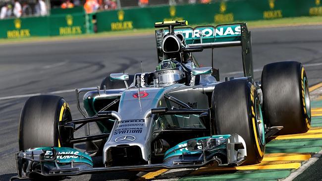 australian grand prix Nico Rosberg Wins Australian Grand Prix