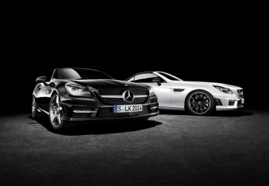 SLK CarbonLOOK Edition and SL 2LOOK Edition
