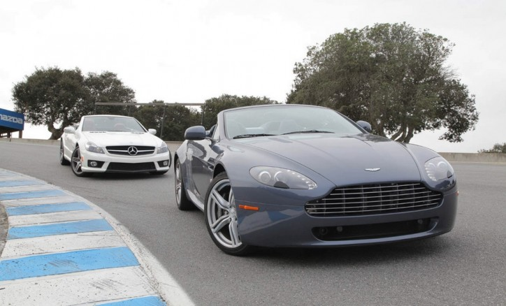 mercedes benz to buy aston martin 724x438 Mercedes set to buy Aston Martin?
