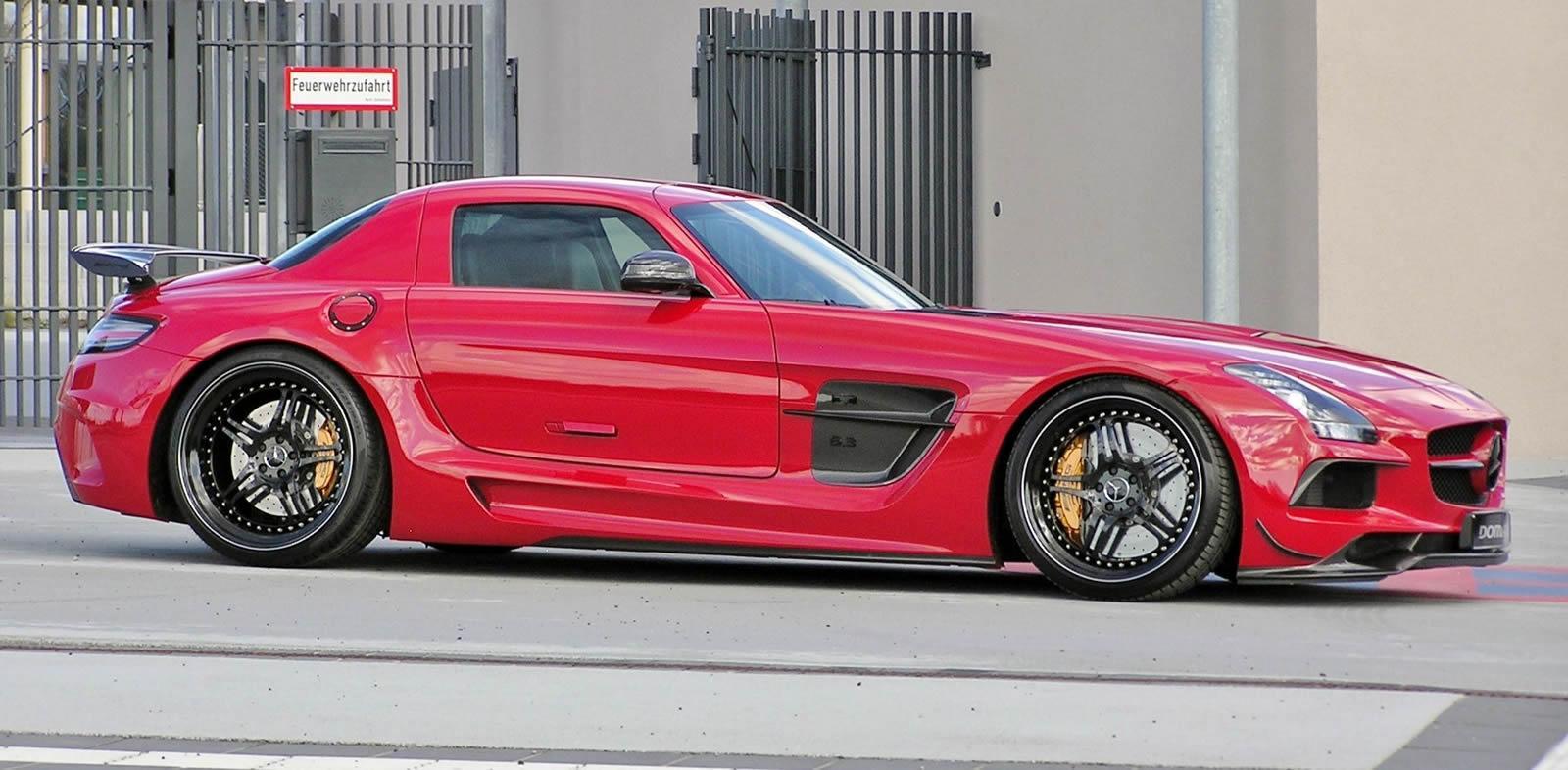 ... Mercedes SLS AMG Black Series - BenzInsider.com - A Mercedes-Benz Fan