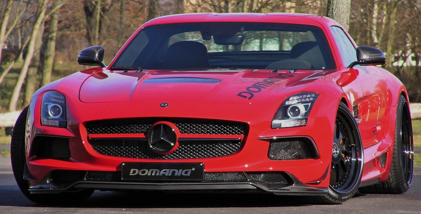 Mercedes SLS AMG B...
