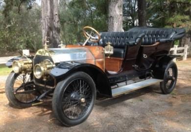 1909 Mercedes Model