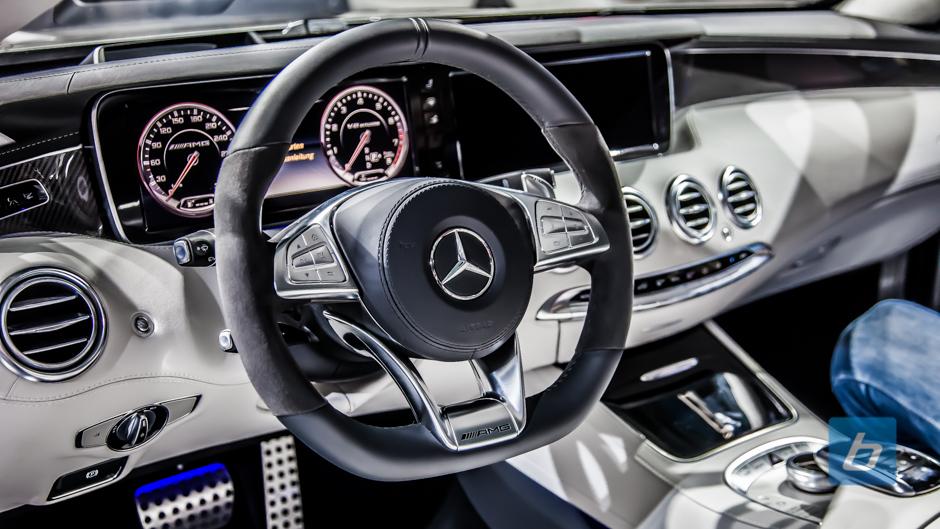 2015 Mercedes S63 AMG Coupe 16  BenzInsidercom  A Mercedes