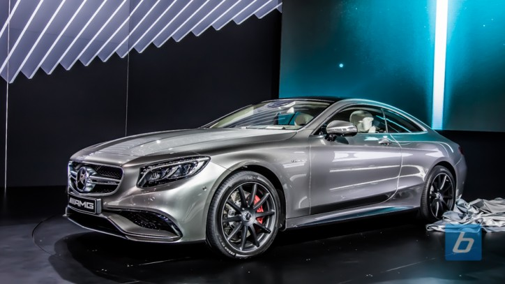 2015 Mercedes S63 AMG Coupe (3)