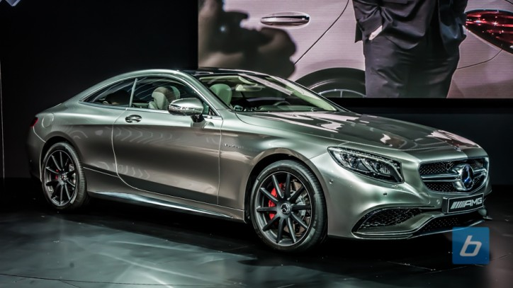 2015 Mercedes S63 AMG Coupe (5)