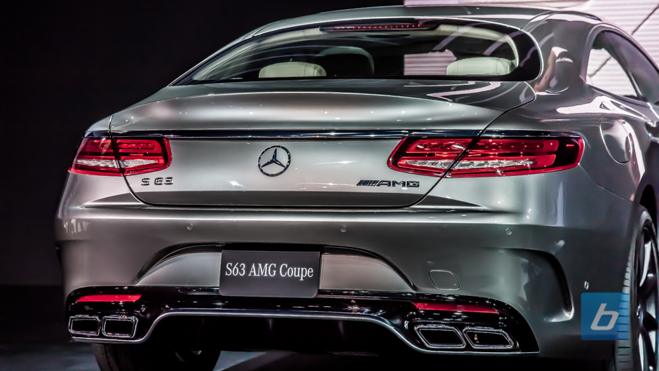 2015 Mercedes S63 Amg Coupe Unveiling Photos Benzinsider