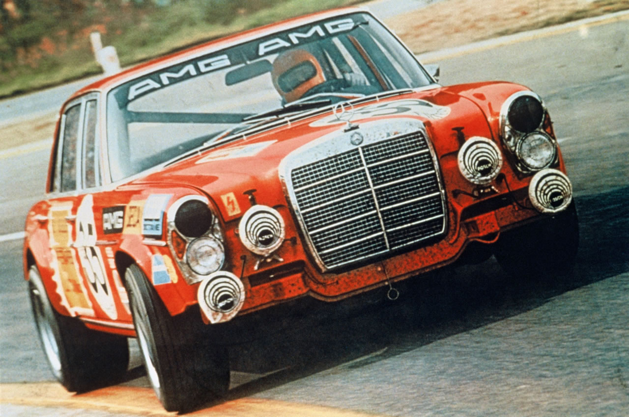 300 SEL 6.8 AMG AMG Brand History — A Look at How It All Began