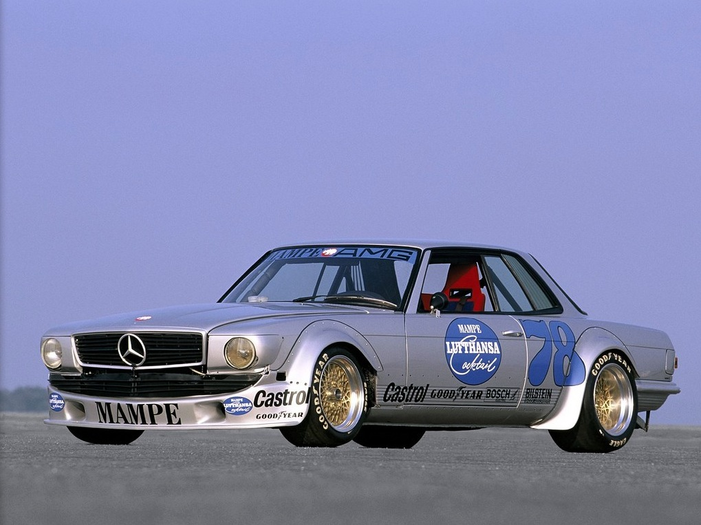 50 SLC AMG AMG Brand History — A Look at How It All Began